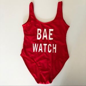 BAE Watch One piece